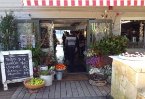 Boathouse cafe Palm Beach Sydney